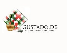 Logo-gustado-de-Logo-fÅr-einen-Onlineshop-fÅr-italienische-Feinkost-32